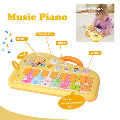 Child Learning Piano Toy Musical Keyboard Educational Electronic Funny Music Toy