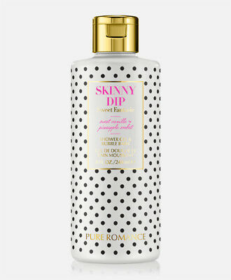 Pure Romance - Skinny Dip - Shower Gel and Bubble Bath