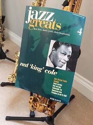 Jazz Greats # 4 - Nat 'king' Cole