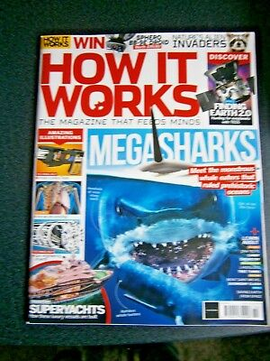 How It Works Magazine Issue 114 (new) 2018