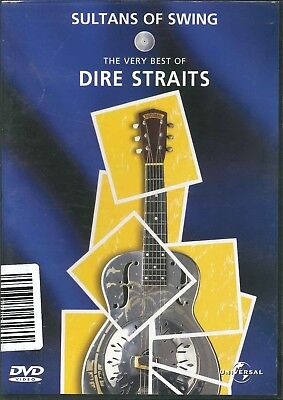 "DIRE STRAITS ""Sultans Of Swing - The Very Best Of"" DVD"