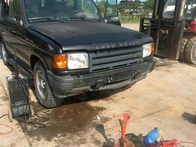 1997 Land Rover Discovery Front Bumper Without Brush Guard 777852