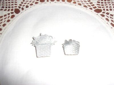 Longaberger Homestead Exclusive 25th Anniversary & Stars Basket Pewter Magnets