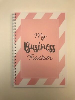 Sales Record Business Planner  Small Business Tracker  Growth Tracker Business