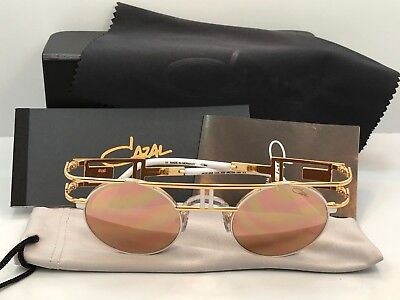 957381063a6c Cazal Vintage Sunglasses LIMITED EDITION Mirrored Lens Model 958 Color 332  48mm