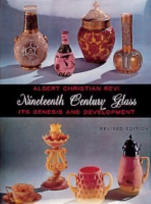 Nineteenth Century Glass: Its Genesis and Development-ExLibrary
