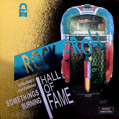 Rock 'n' Roll Hall of Fame, Vol. I  Something's Burning Various Artists