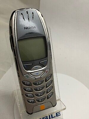 Nokia 6310i - Lightning Silver (Unlocked) Mobile Phone .