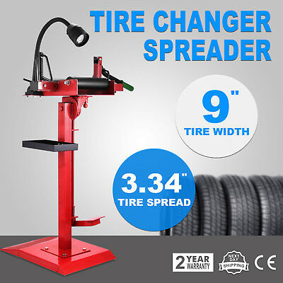 Floor Standing Vehicle Tyre Spreader Changer With Stand - Manual Tire Repair