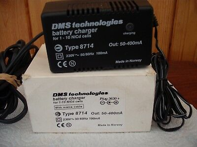 DMS battery charger Type 8714