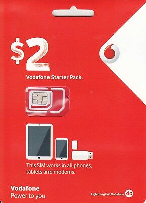 New Vodafone Gold  Mobile Sim Number O477 5O 8899