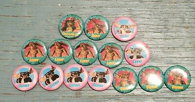 1990 Gremlins Vintage Button Pins Pinbacks Lot