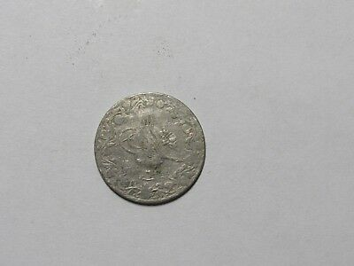 Old Egypt Coin - 1327 // 6 ( 1913) 5/10 Qirsh - Circulated, spots