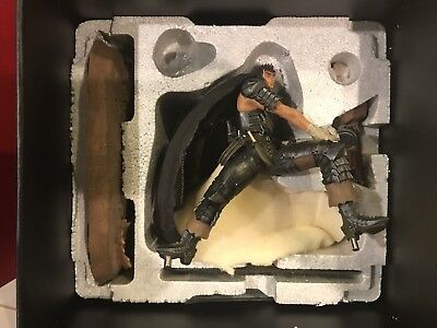 Art of War Berserk Guts Black Swordsman Attack Form - Mint Condition