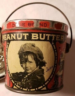 jackie peanut butter 12oz tin can
