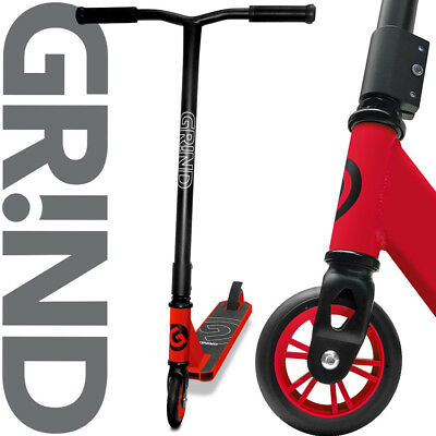 Gr!Nd Stunt Scooter Pro - Red