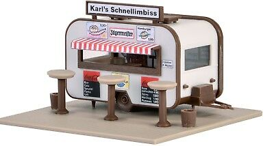 VOLLMER  45135 H0 Imbiss-Stand #NEU in OVP#