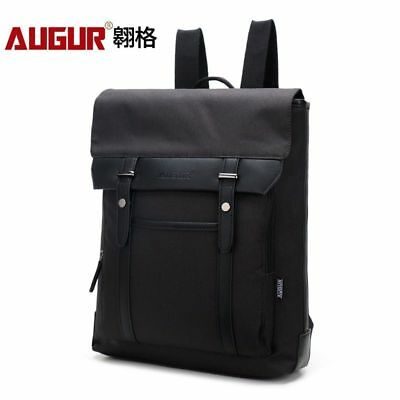 Male Backpack Nylon Slim Waterproof Laptop Notebook Lightweight Bags For Men
