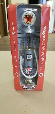 Gearbox Collectible Texaco Sky Chief Wayne Gas Pump Replica Limited Edition New