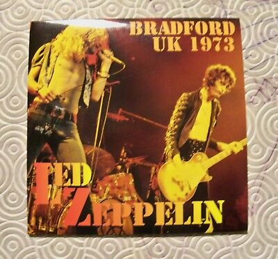 "Led Zeppelin ""Bradford Uk 1973"" 2Cd Live Digipack St.george's Hall January 18"