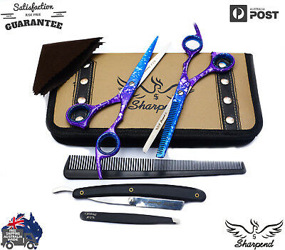 Salon Hair Cutting Thinning Scissors Barber Shears Professional Hairdressing Kit