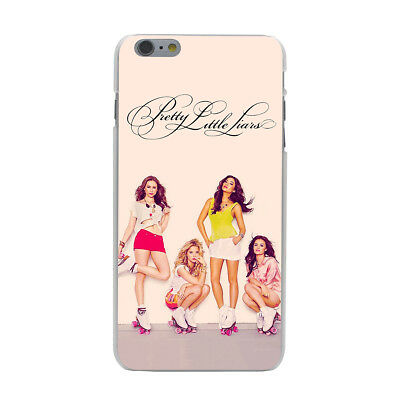 Pretty Little Liars Pink Season 1 2 3 4 Hard Cover Case For iPhone Galaxy Huawei