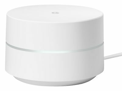 Google Wifi Whole Home System (Single Pack) – White Single