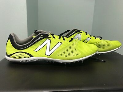 énorme réduction 6ae9e b56f0 MEN'S NEW BALANCE 1000 Green with Black MR1000LB Track & Field Size 9.5