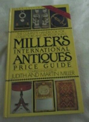 Millers International  Antiques Price Guide
