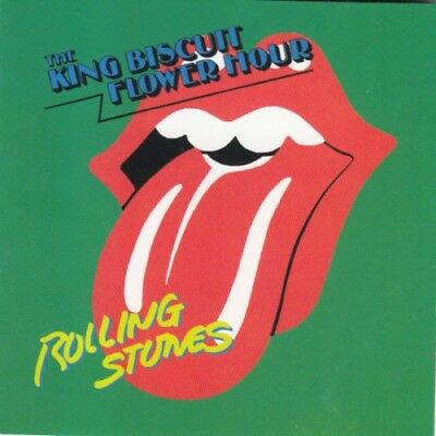 The Rolling Stones – The King Biscuit Flower Hour CD (brand new)