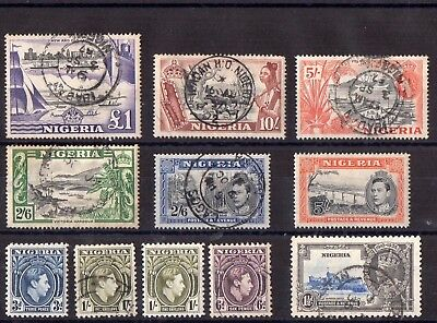 Stamps Nigerian, Old lagos, Biafra Sovereign, British Cameroons, See Full Desc