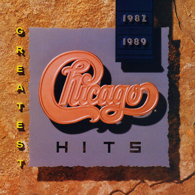 Chicago - Greatest Hits: 1982-1989 - CD