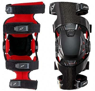 POD Active K750 (Same as K700) Carbon Knee Braces, Pairs - (Small)