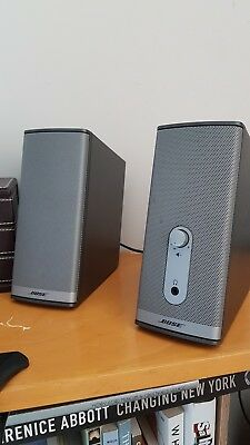Bose Companion 2 Series II Computer Speakers Multimedia Speaker System - GREAT!