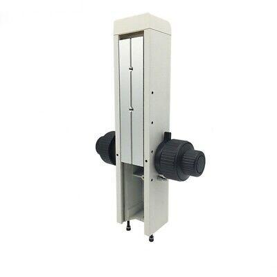Stereo Microscope Rack Pinion Coaxial Coarse Fine Focusing Adjustable Mechanism