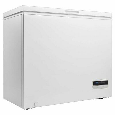 NEW Esatto ECF198WE 198L Hybrid Chest Fridge / Freezer