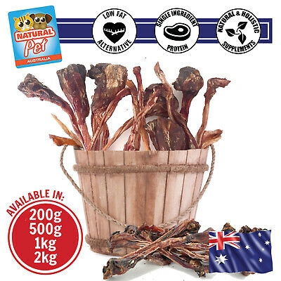 Kangaroo Tendons - 100% Australian Natural and Healthy Dog Treats, Best Dog Chew
