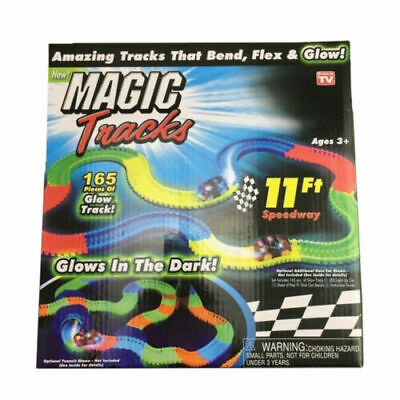 MAGIC TRACKS DIY Toys Games The RACE CAR Bend Flex Racetrack