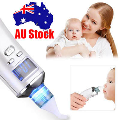 USB Baby Electric Nasal Suction Device Baby Nasal Congestion Rechargeable