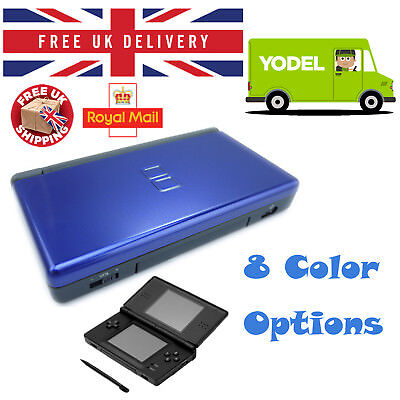 Nintendo DS Lite Console Handheld Video Game System NDS NDSL DSL 8 Color Options