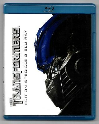 Blu-Ray Disc / Transformers / Edition Speciale 2 Blu-Ray