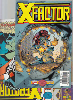 X-FACTOR.  VOL. 2  Nº s : 19. 25 .35.   ( LOTE  3   NUMEROS )  forum.