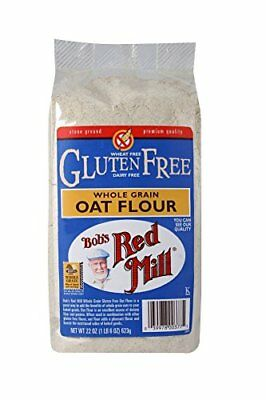 Bob's Red Mill Gluten Free Oat Flour, 22 Ounce Hot Sale Fast Shipment