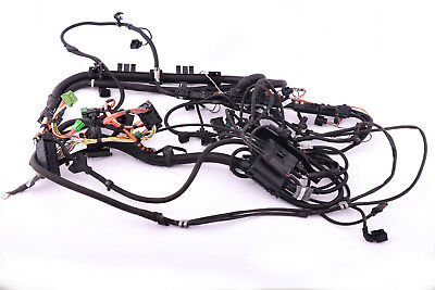 BMW 3 SERIES E90 E91 E92 Petrol N53 Wiring Loom Harness Engine Manual Gearbox