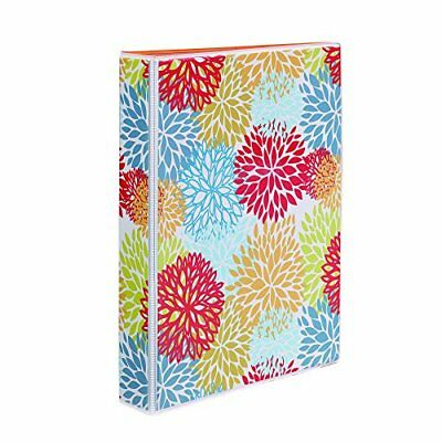 small 3 x 5 inch binder with 6 rings 6 95 picclick