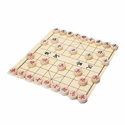 20 inch FAUX SUEDE PLAYING MAT XIANGQI 3.1 cm PIECES CHINESE CHESS 879