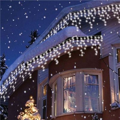 Christmas Led Curtains String Light Top Indoor Party Outdoor Decorative Light