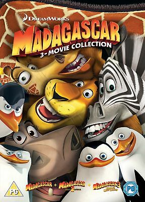Madagascar: The Complete Collection (Box Set) [DVD]
