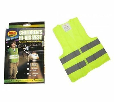 Safety Reflective Childrens Hi-Vis Vest