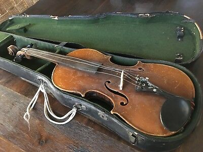 Antique Stainer Violin Full Size German Copy 1920's